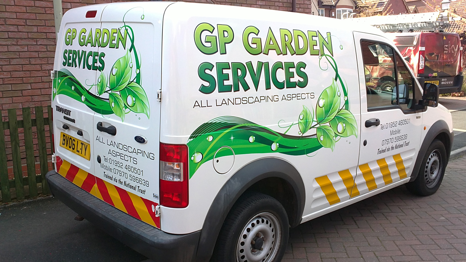Salford Vehicle Graphics