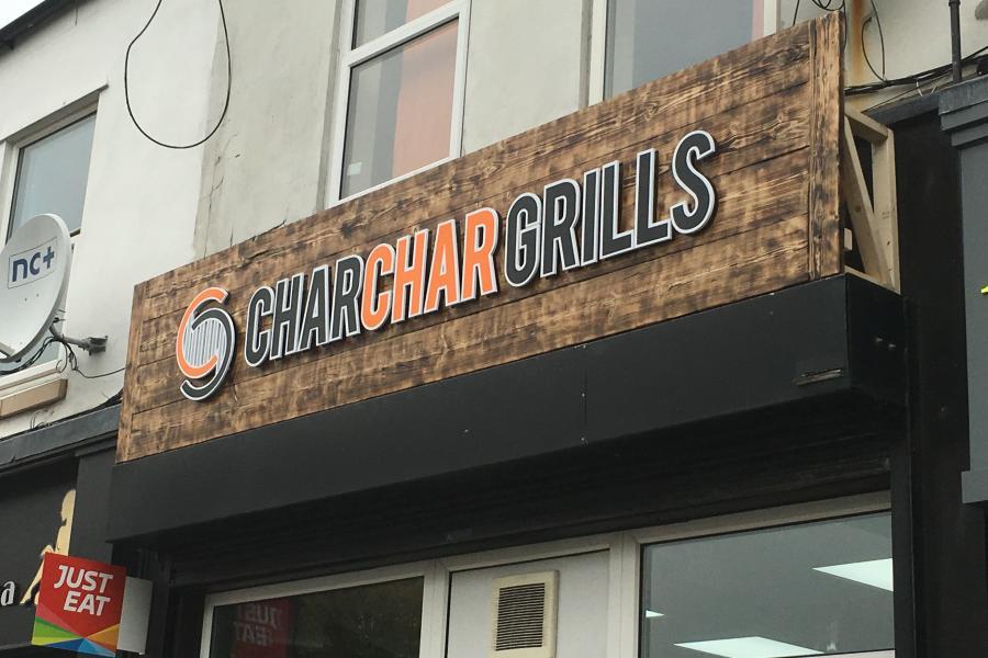 Char Char Grills