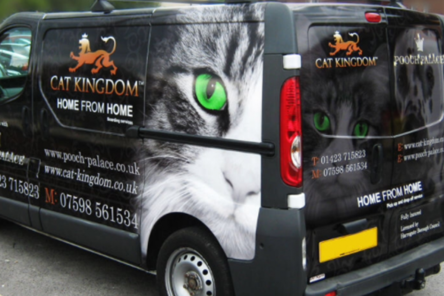 Vehicle Wraps And Partial Wraps Manchester