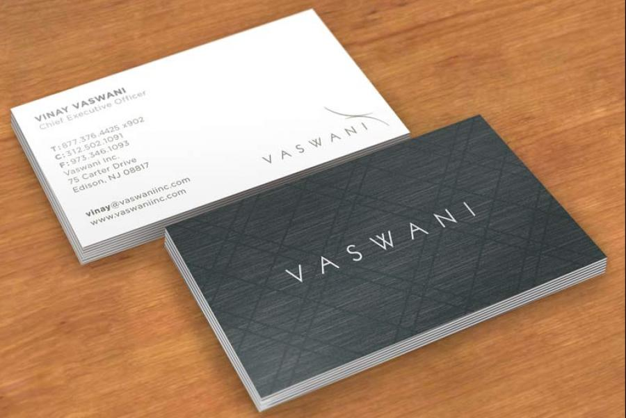 Two Tone Business cards