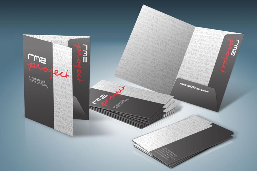 Modern Presentation Folders