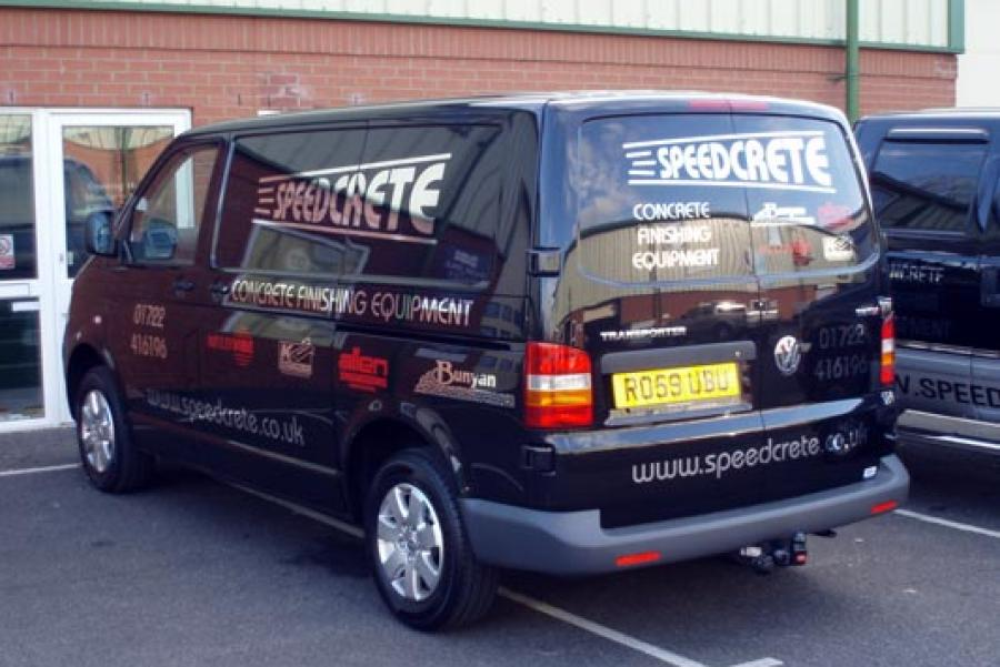 Vehicle Graphics Salford