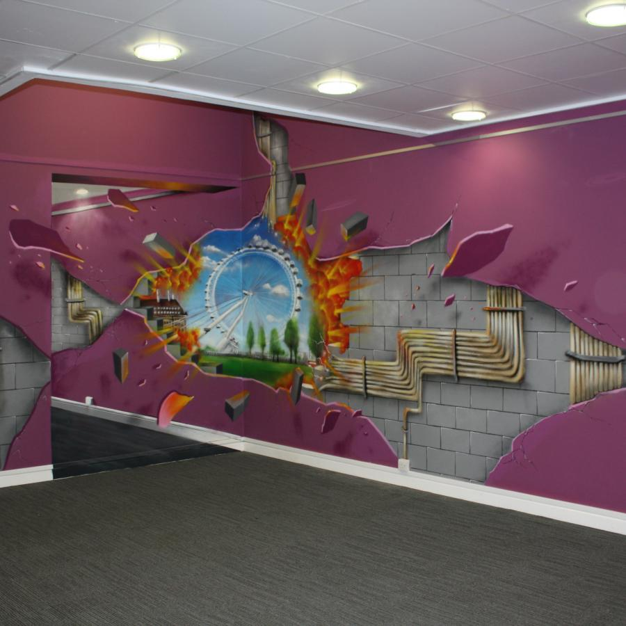 Wall Murals Stockport