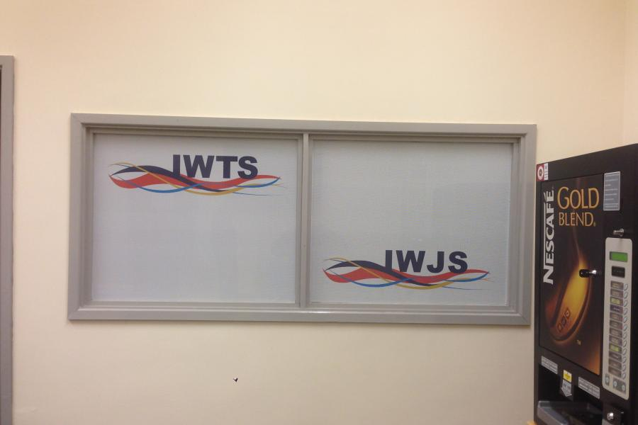 Window Signs Graphics Trafford Park